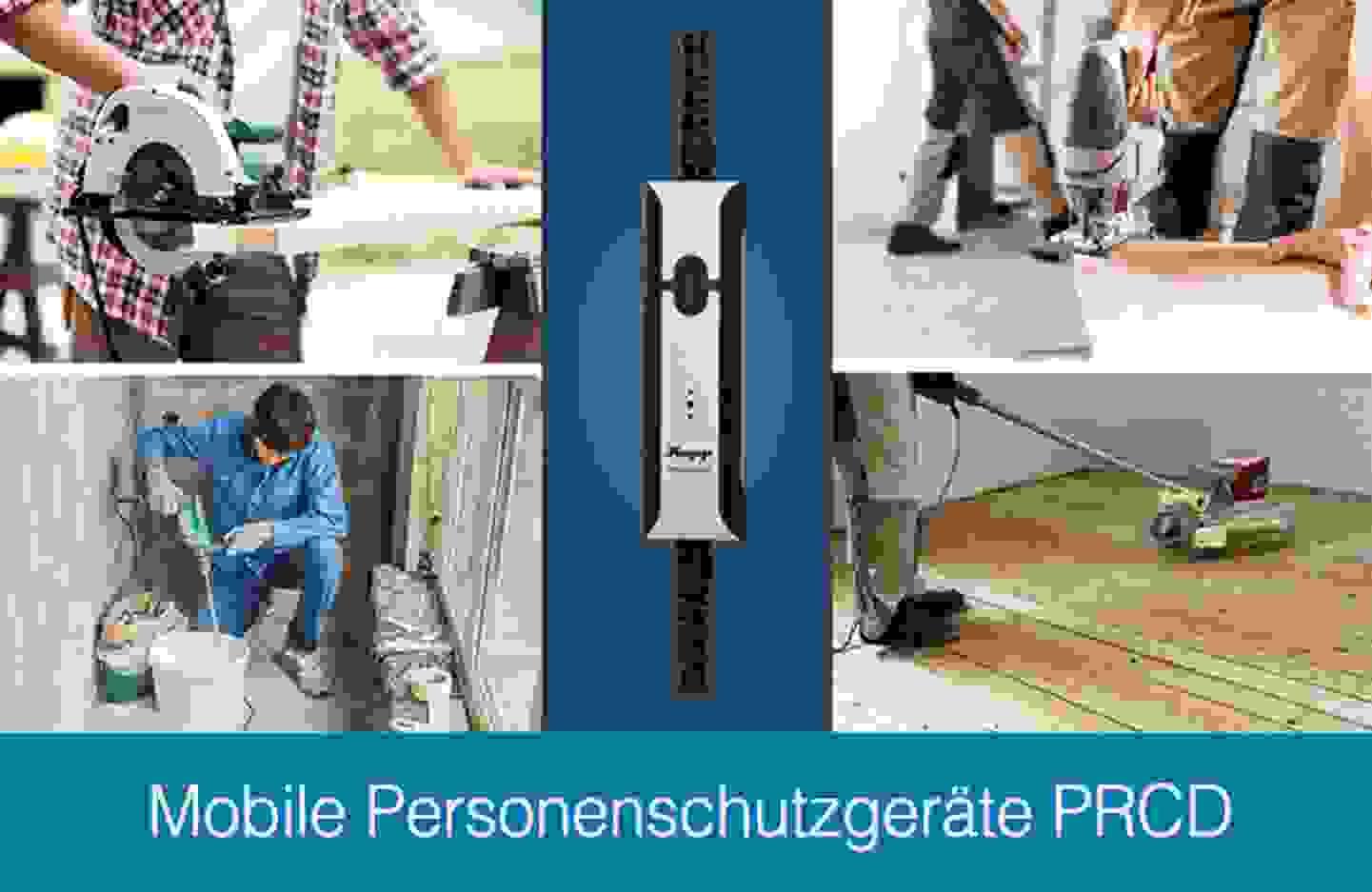 Kopp Mobile Personenschutzgeräte PRCD
