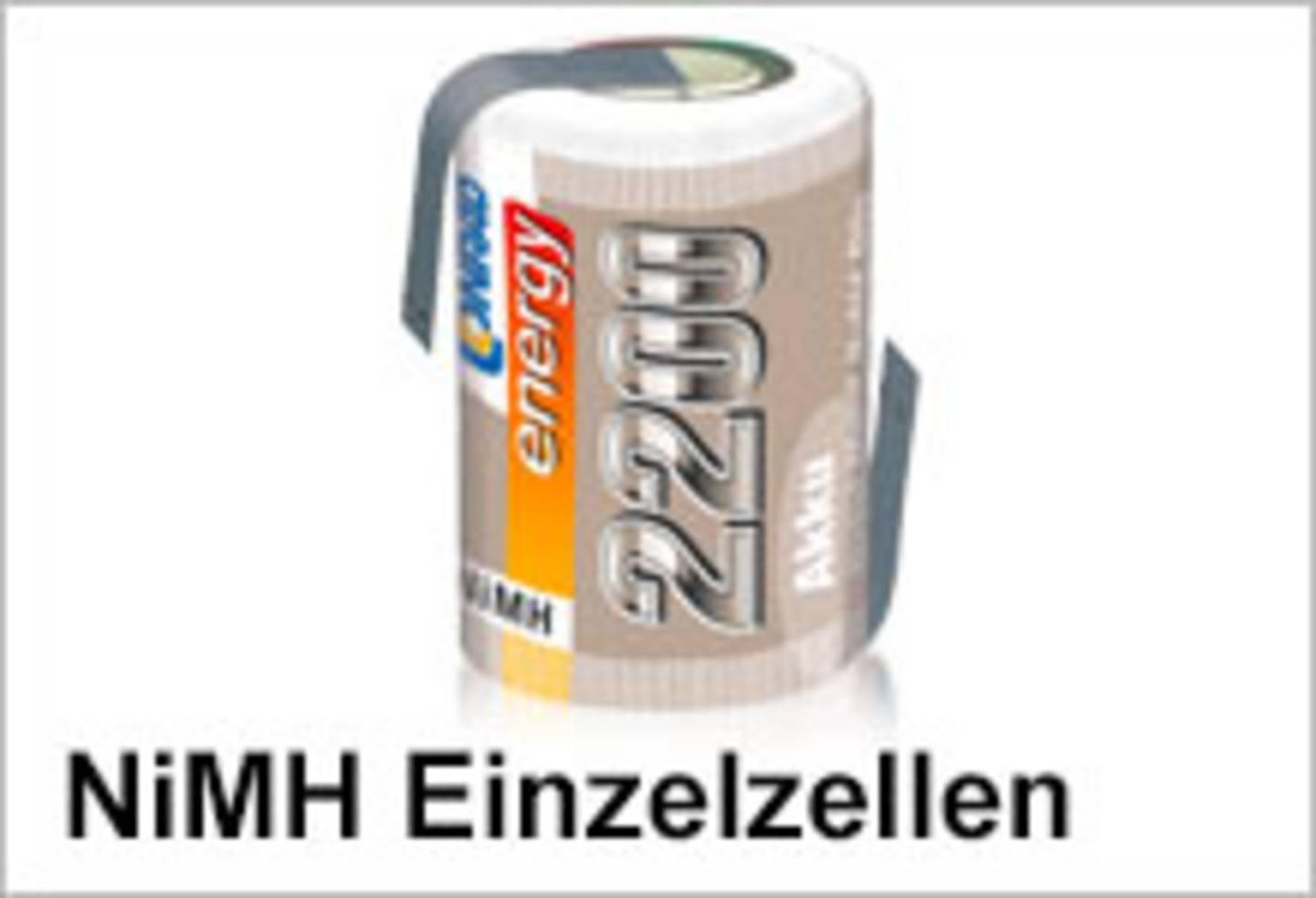 Conrad Energy NiMH Einzelzellen