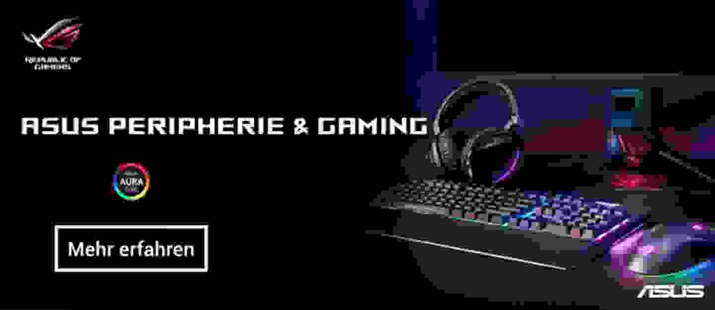 ASUS Peripherie & Gaming