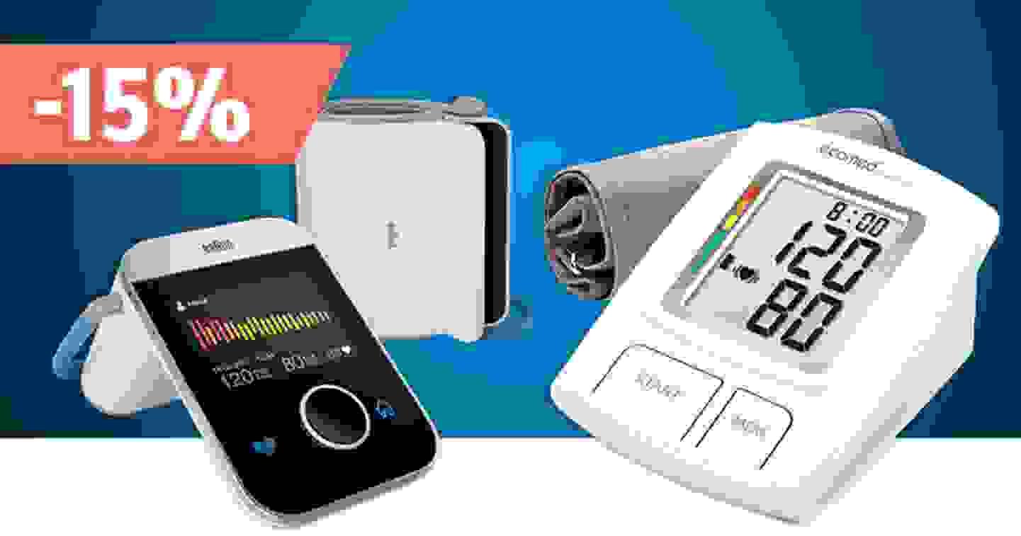 Blutdruckmessgeräte – Sortiment jetzt entdecken und profitieren »