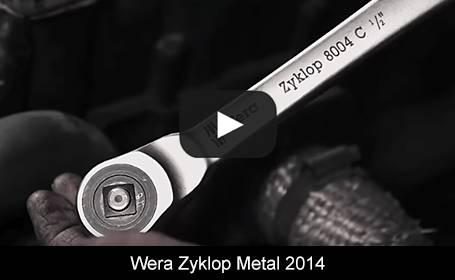 Wera Zyklop Metal 2014