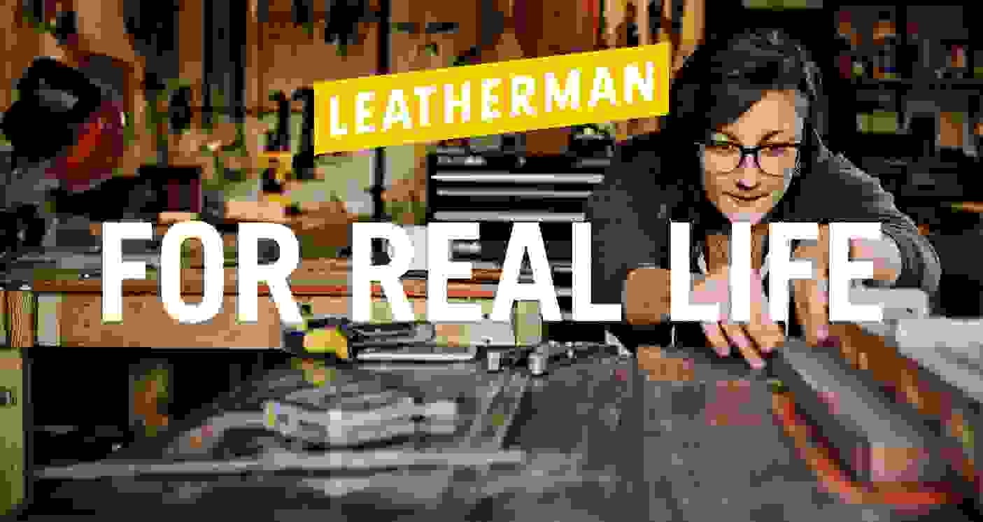 Leatherman For Real Life