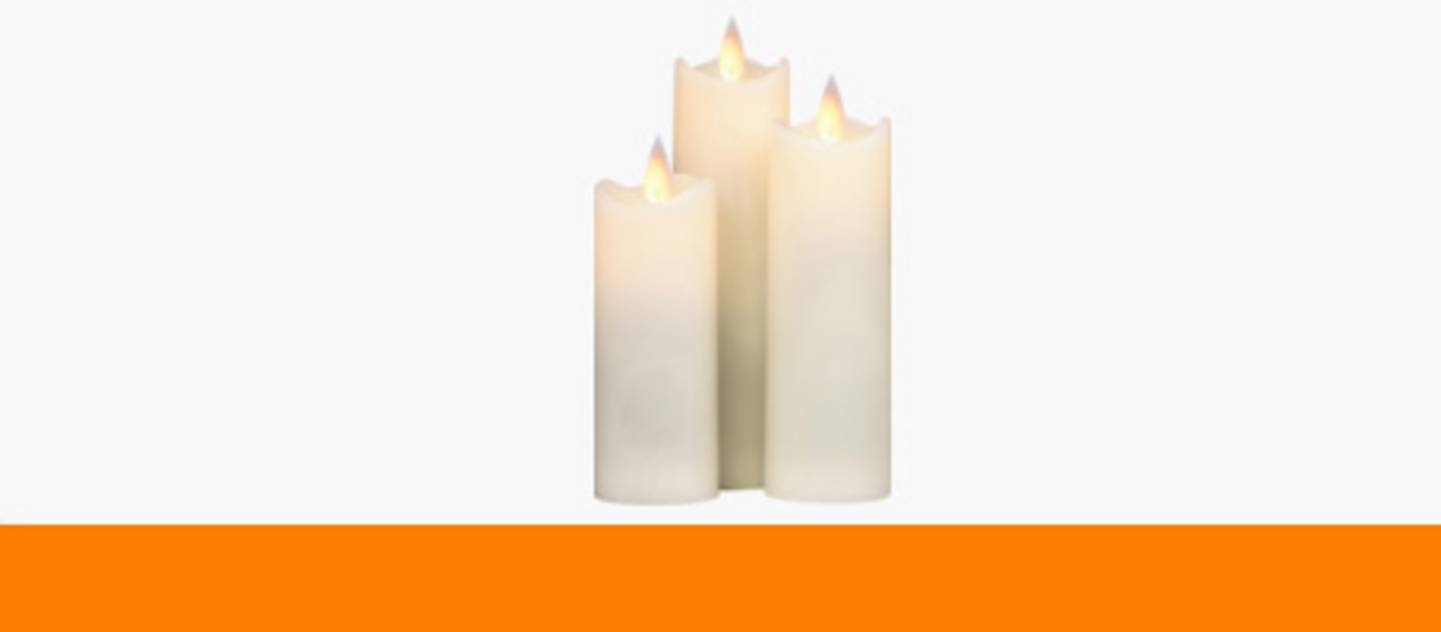 Polarlite Bougies LED