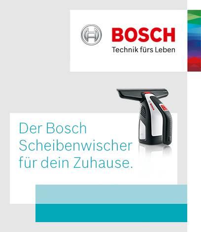 Bosch GlassVAC