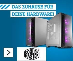 Cooler Master Midi-Tower PC-Gehäuse