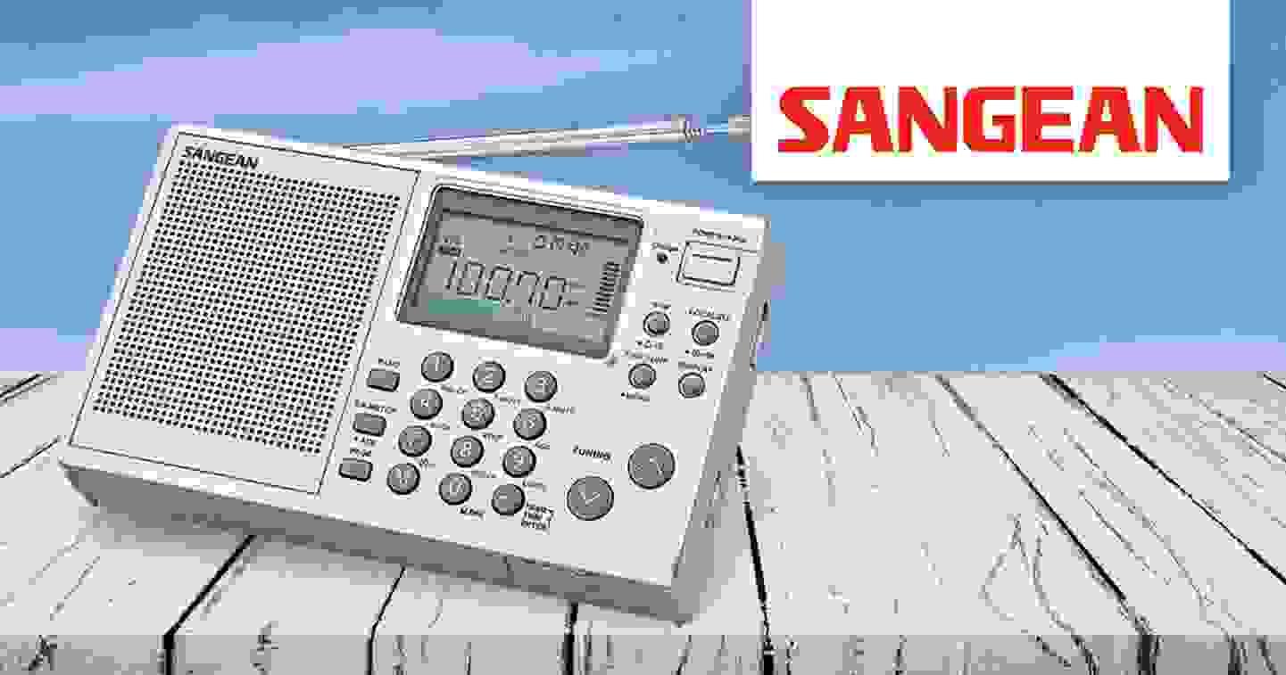 Sangean - Récepteur mondial