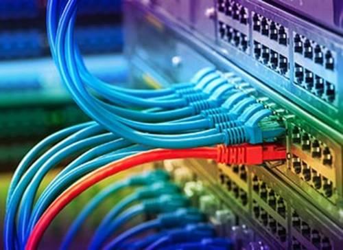 Verbindungstechnik im Netzwerkbereich