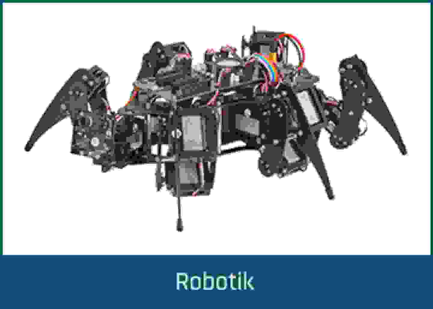 MAKERFACTORY Robotik