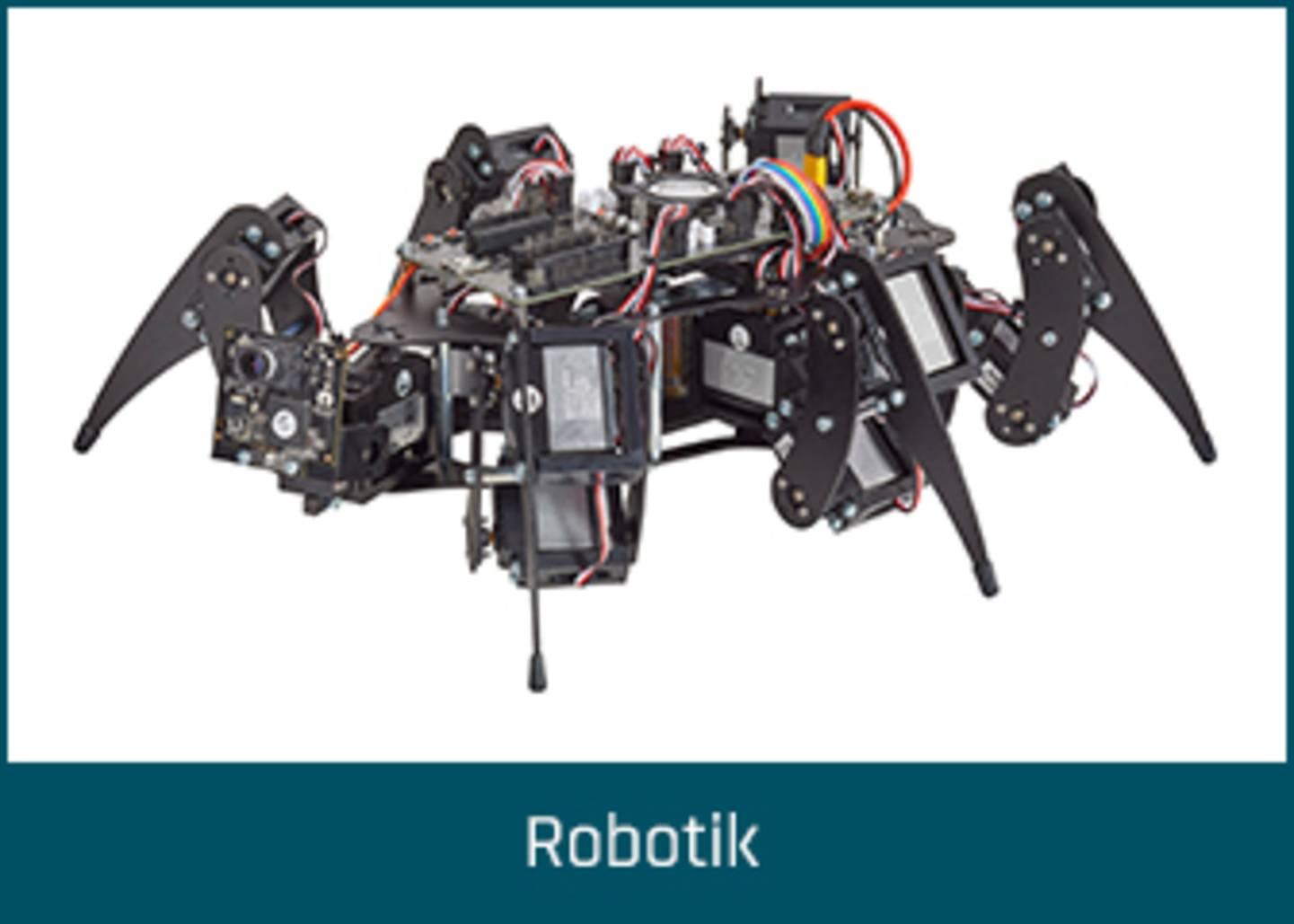 MAKERFACTORY Robotik