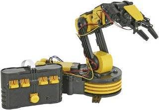 Velleman Roboterarm Bausatz KSR10 Ausführung