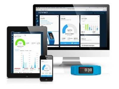 Fitness-Daten verwalten