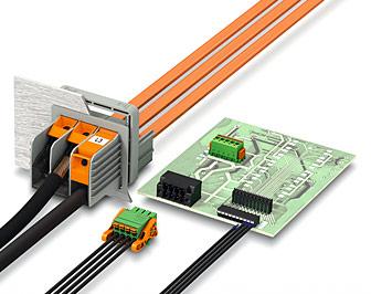 Leiterplattenanschlusstechnik & Elektronikgehäuse