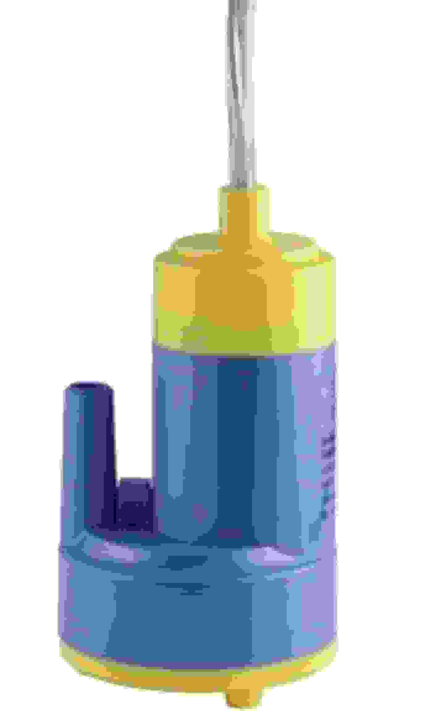 Niedervolt-Durchlaufpumpen und Druckwasserpumpen
