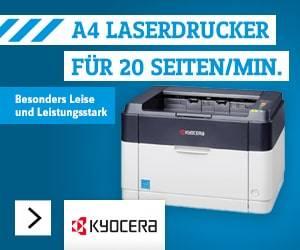 Kyocera Laser Drucker