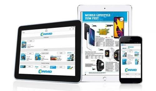 Conrad Katalog App