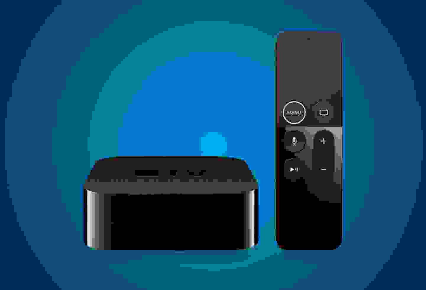 Apple TV - Die Zukunft des Fernsehens »