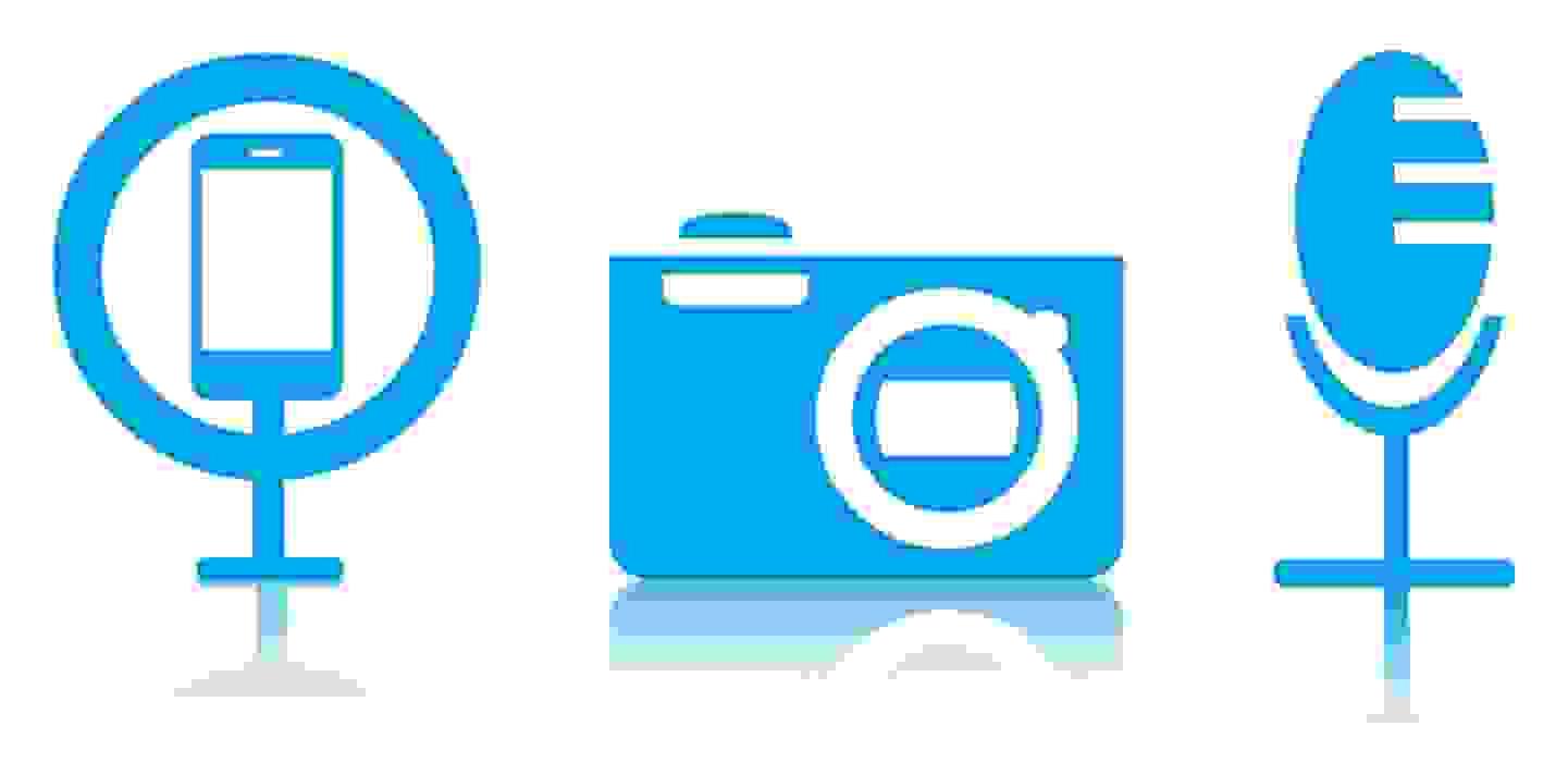 Aufnahmeequipment für Youtuber, Podcaster und Content Creator