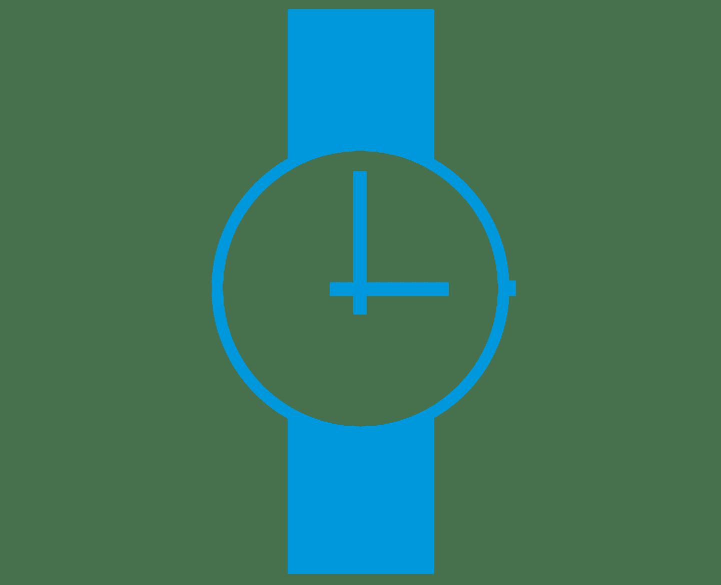 Zeitumstellung - Funkarmbanduhr