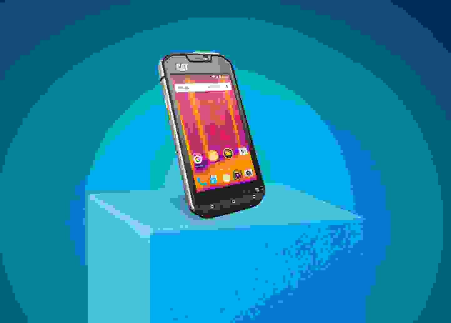 CAT - S60 Outdoor Smartphone »
