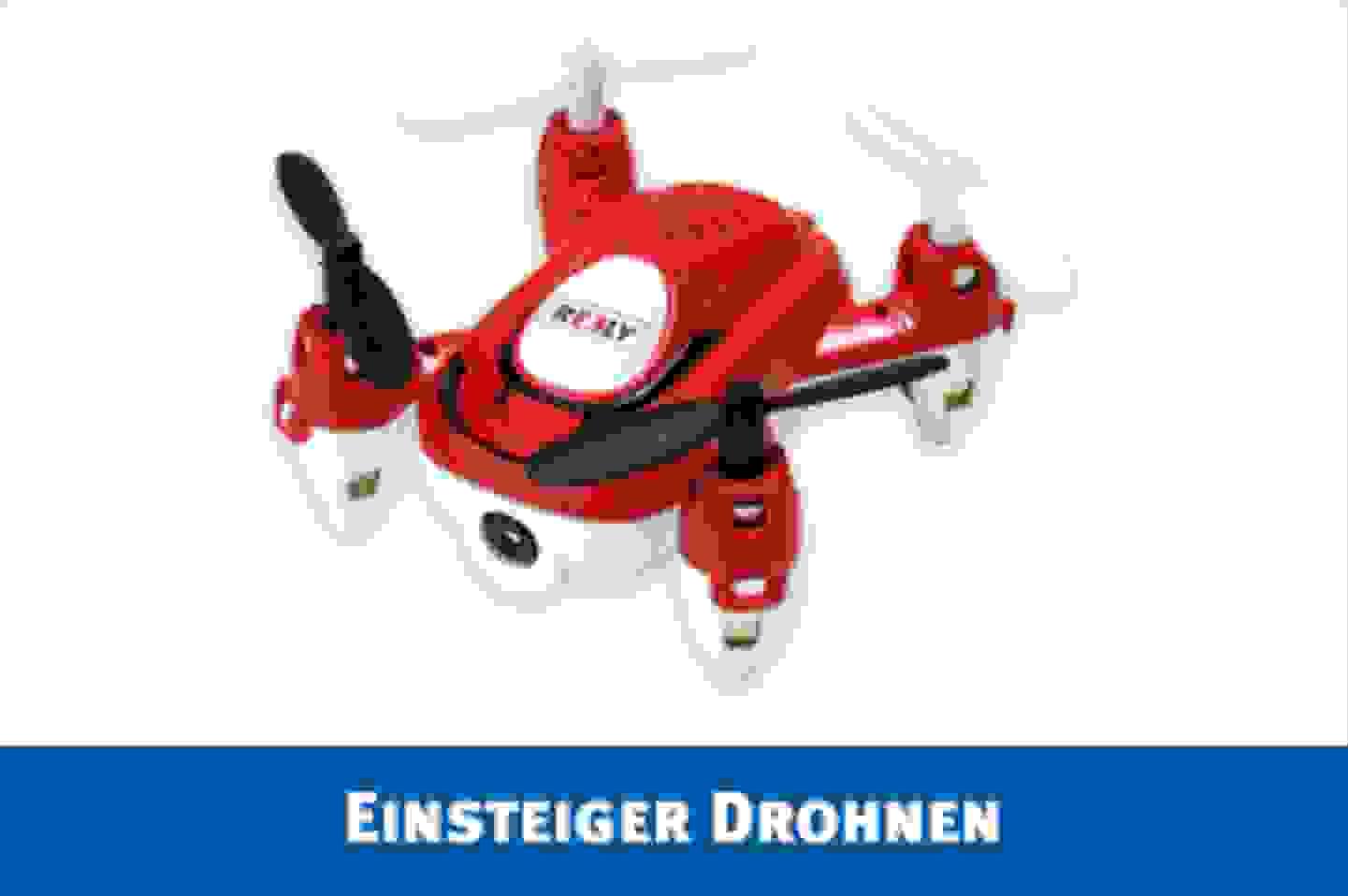REELY Einsteiger Drohnen