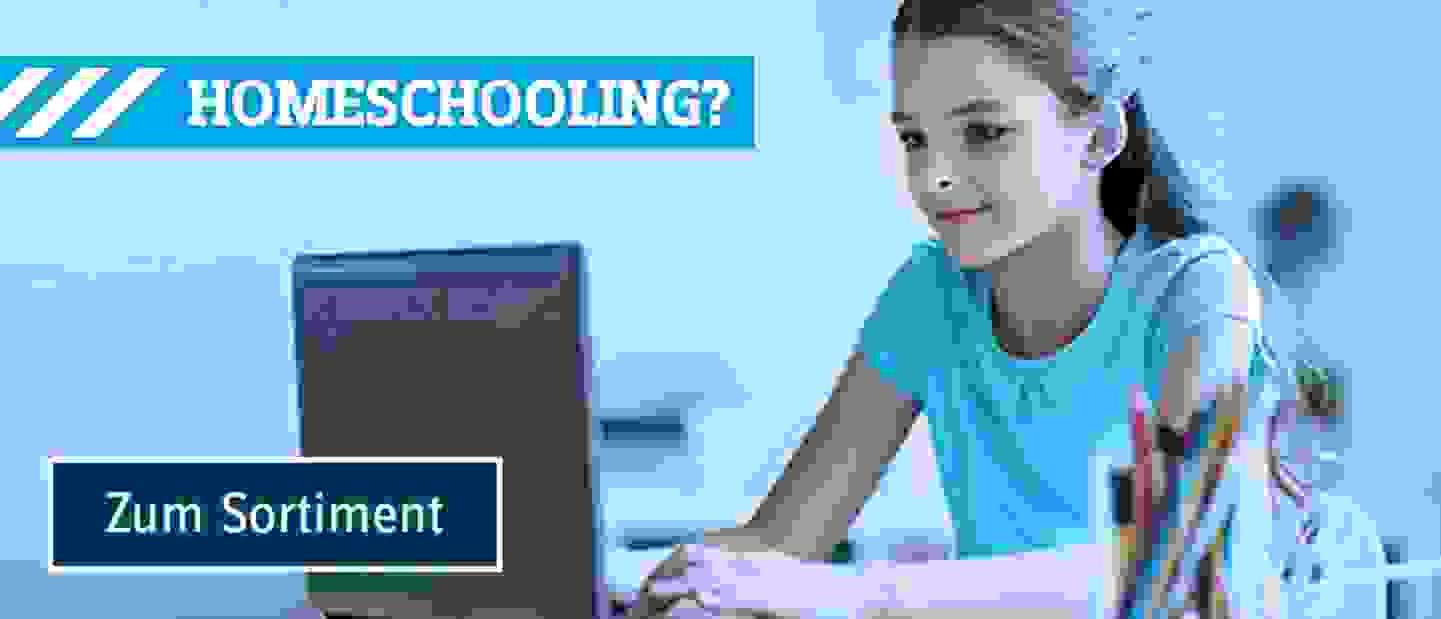 Homeschooling? Mit unserer Technik am Ball bleiben »