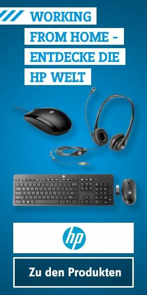 HP Homeoffice Zubehör