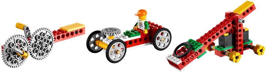 LEGO® Education - Machines simples
