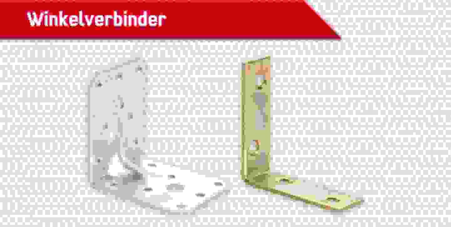 TOOLCRAFT Winkelverbinder
