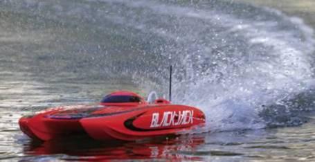 Modell-Speedboot