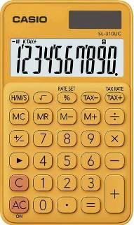 Calcolatrice tascabile
