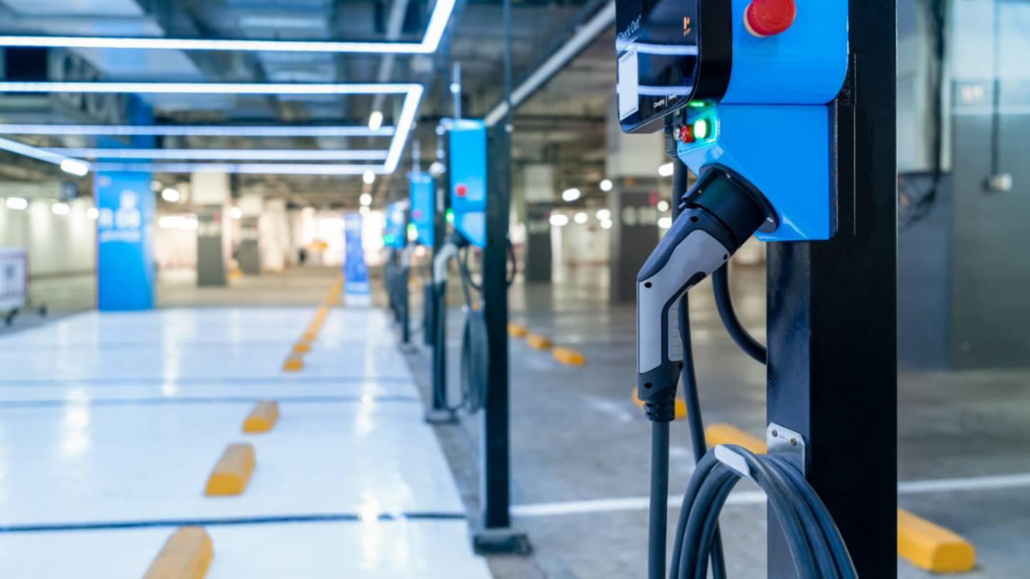 Elektrofahrzeuge effizient laden