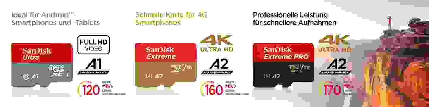 Sandisk microSDXC