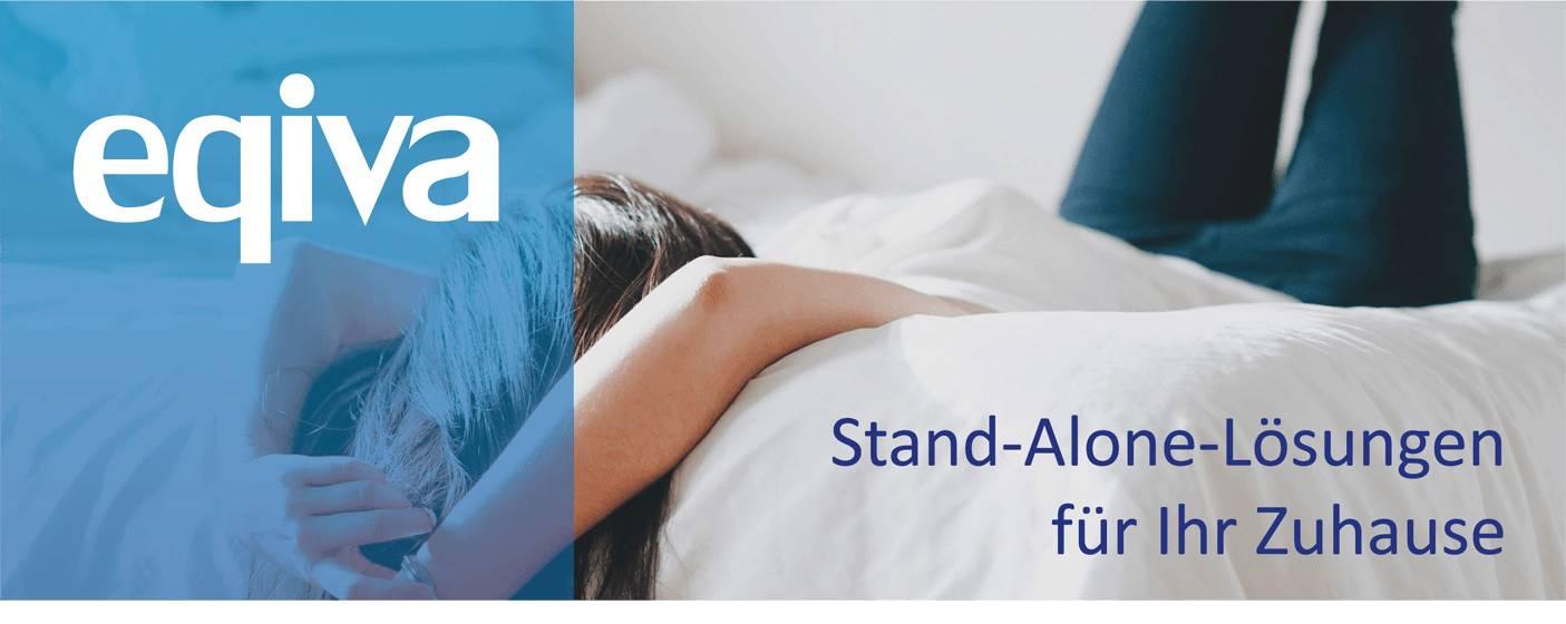 eqiva Stand-Alone-Lösungen für Ihr Zuhause