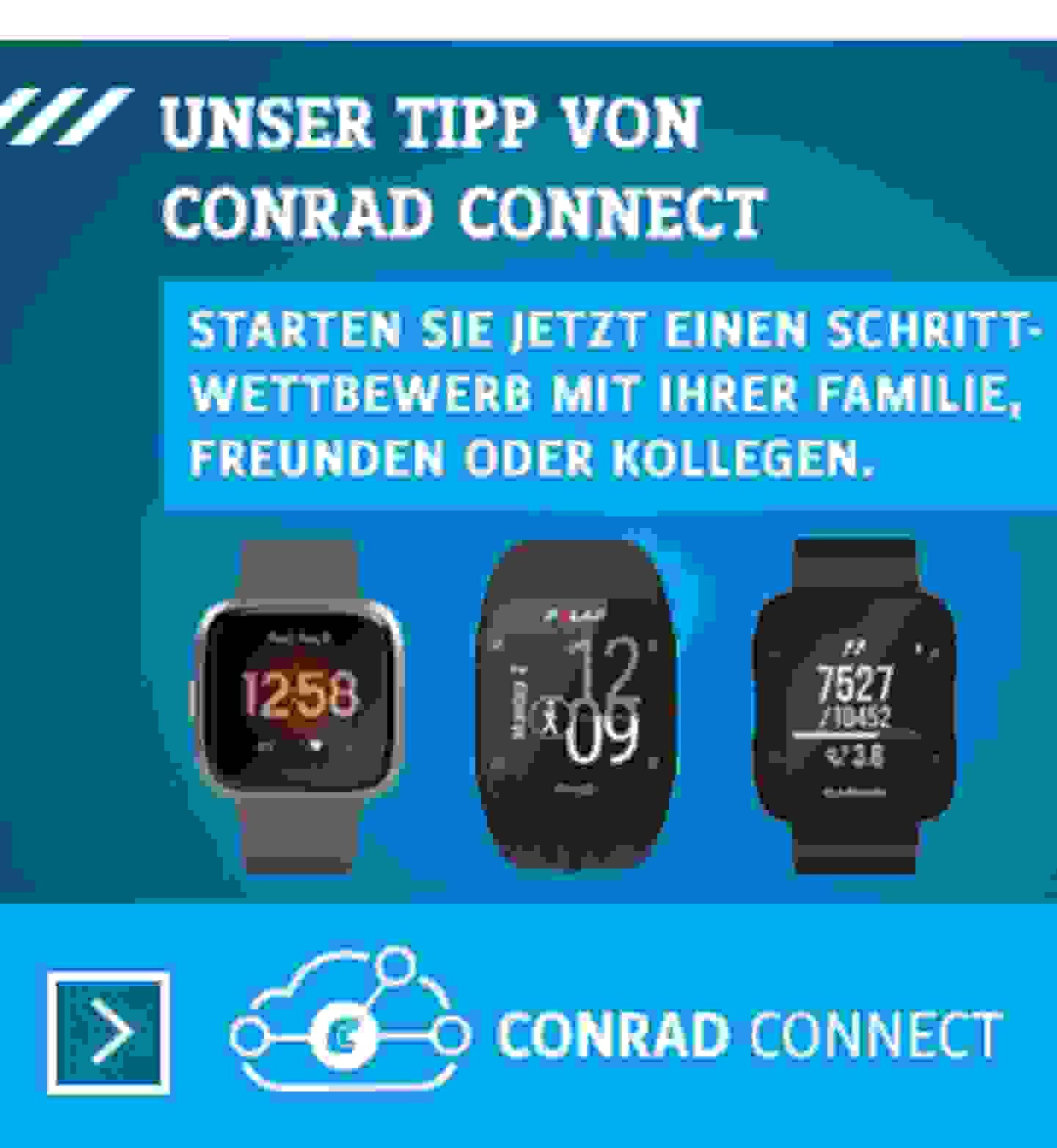 Unser Tipp von Conrad Connect