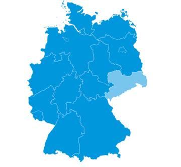 Karte Bundesländer