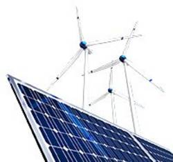Solar- & Windenergie