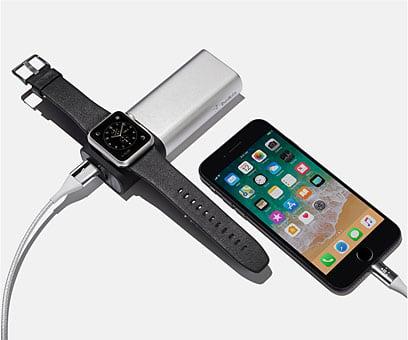 Valet Charger™ Power Pack 6700 mAh für Apple Watch und iPhone