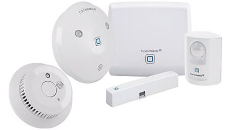 Homematic IP Starterkit Alarm