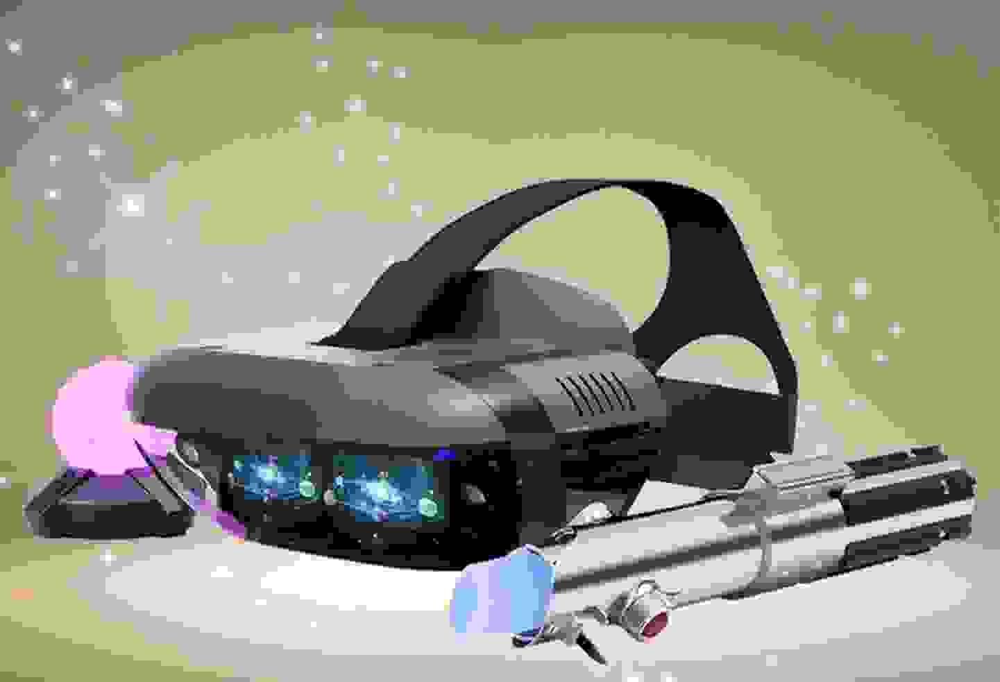 Lenovo - Star Wars VR-Brille und Controller »