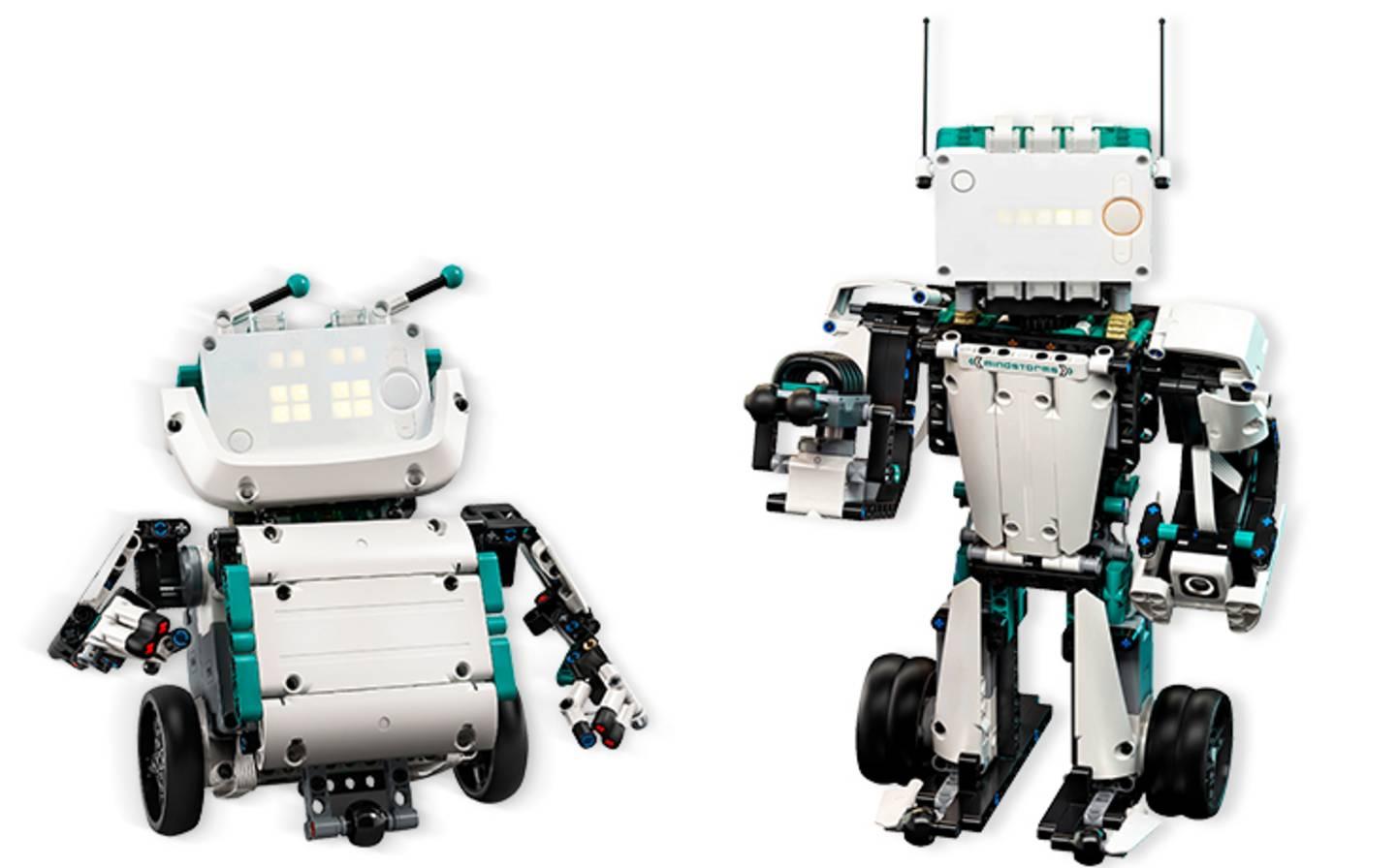 Lego® Mindstorms® kennenlernen »