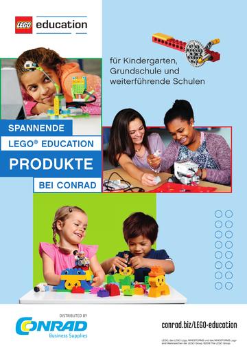 9810bee4d6 LEGO® Education Katalog