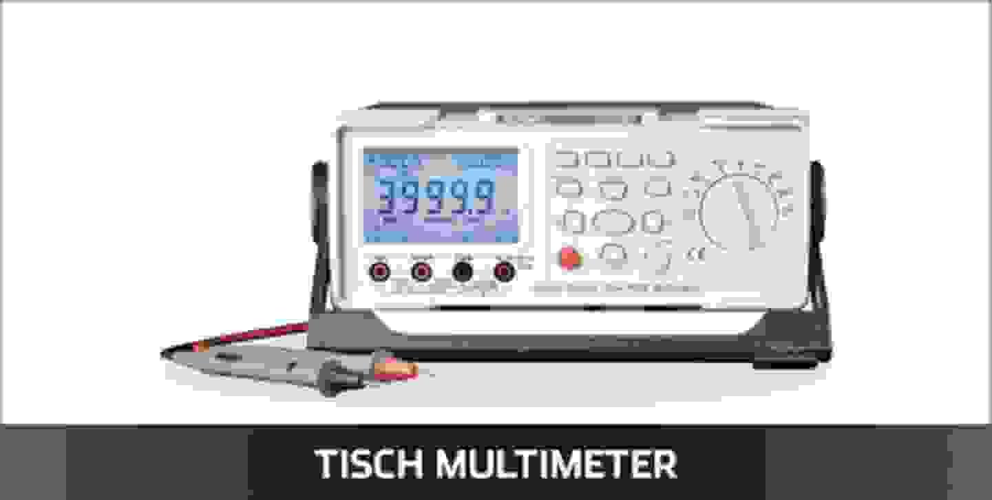 VOLTCRAFT Tisch Multimeter