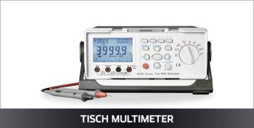 VOLTCRAFT Tisch Multimeter