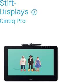 Stift-Displays Cintiq Pro