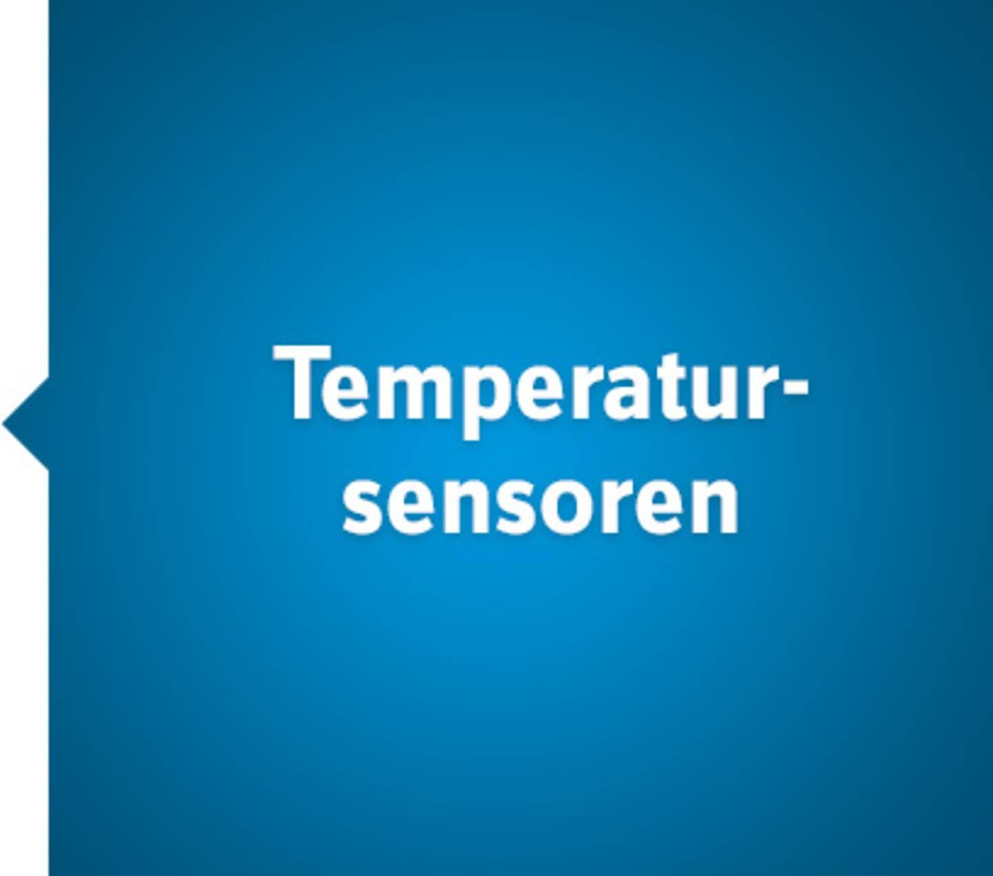 Temperatursensoren