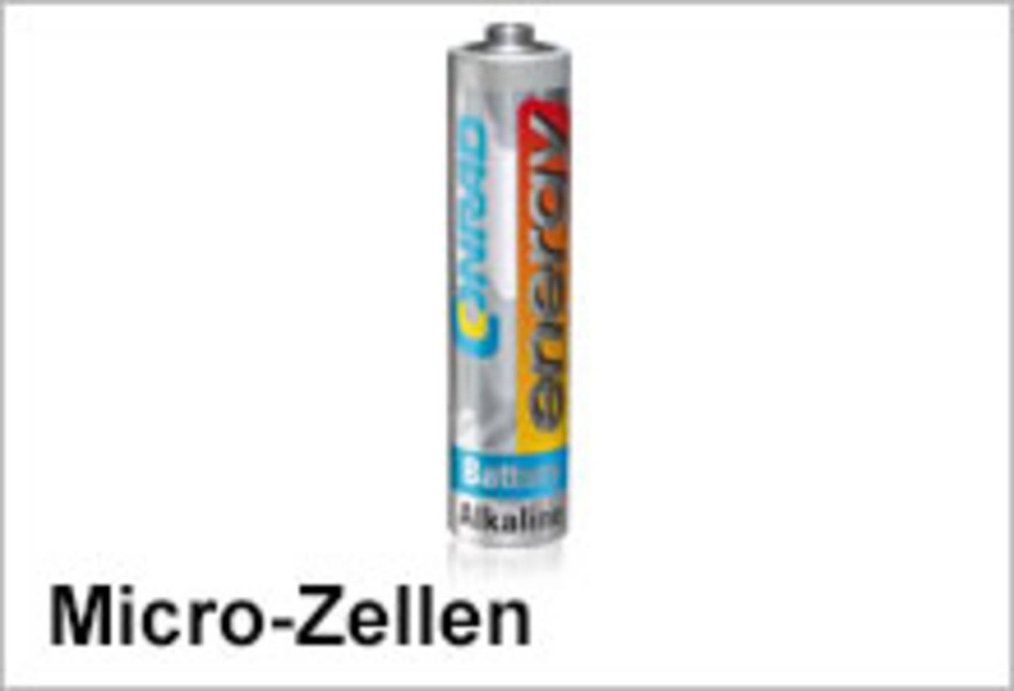 Conrad Energy Micro-Batterien