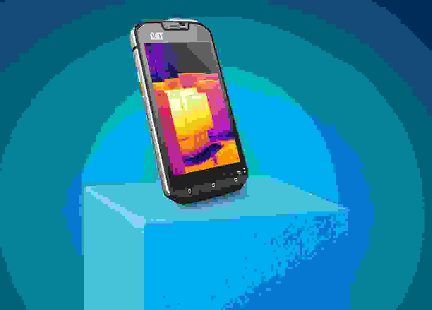 CAT - Smartphone outdoor S60 »