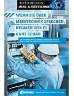 Beschreibung:Mess- & Prüftechnik Flyer