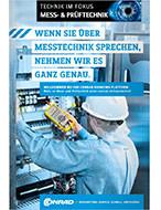 Mess- & Prüftechnik Flyer