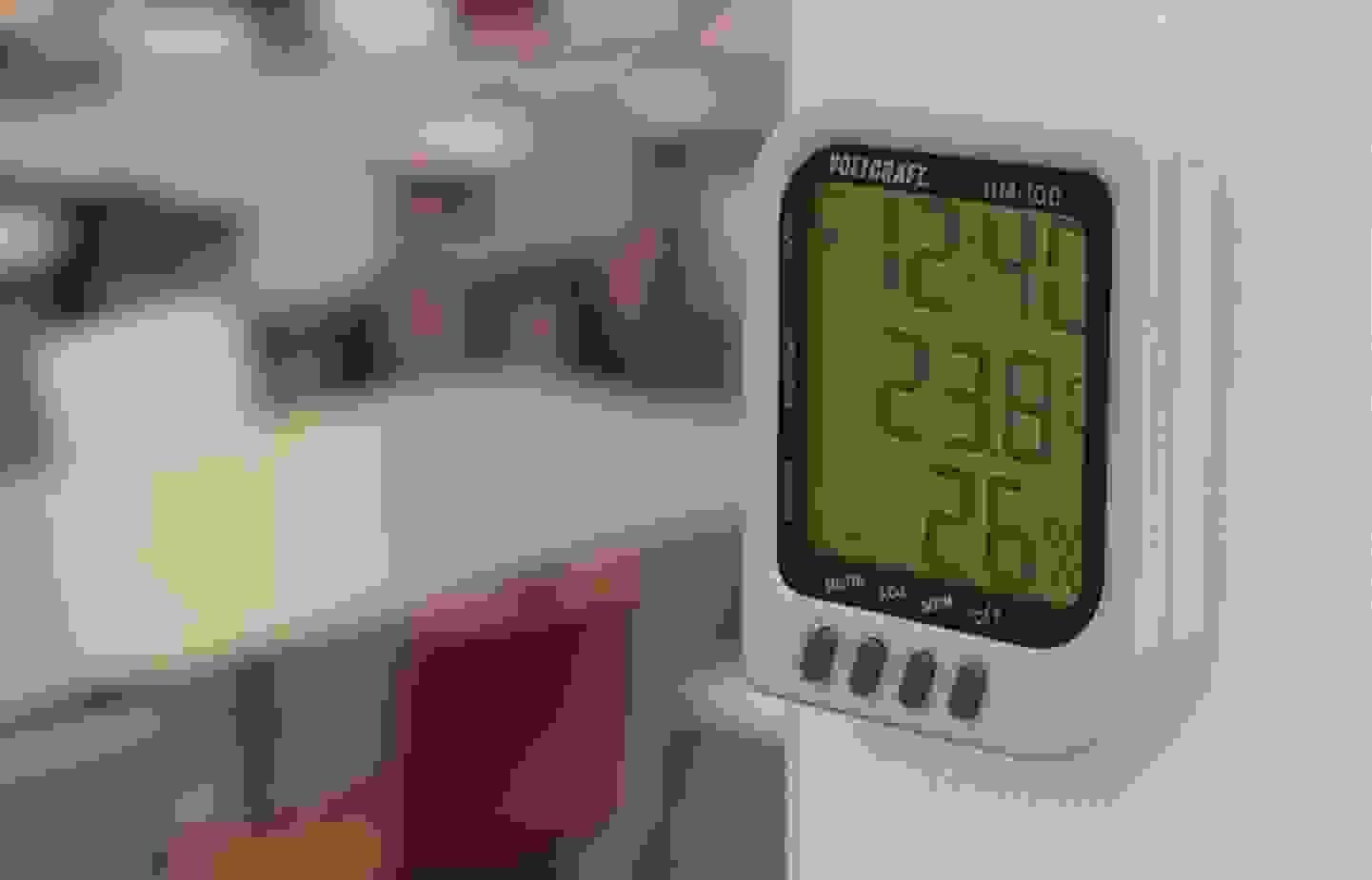 Voltcraft - Luftfeuchtemessgerät (Hygrometer) »